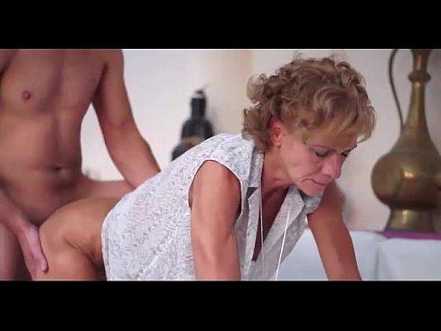 Lesbian and mature sex