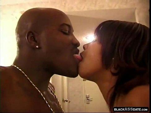 Big Ass Ebony Threesome