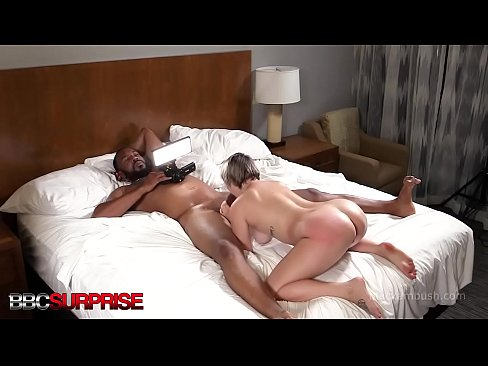 21yo Cheatin' Cara Wrecked By Big Black Cock & Absolutely Loves it!