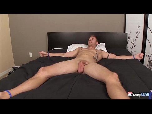 Fucking a tied man