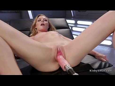 Blonde Teen Squirt Solo