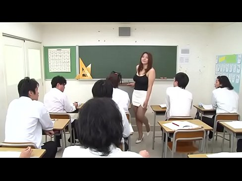 big breast teacher japanese