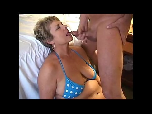 Amateur hidden video milf
