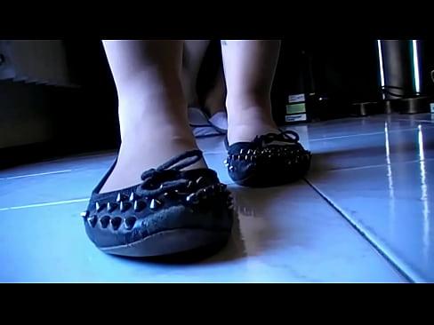 Ebony Foot Fetish Hardcore