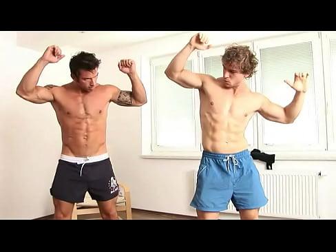 porno gay hombres super musculosos