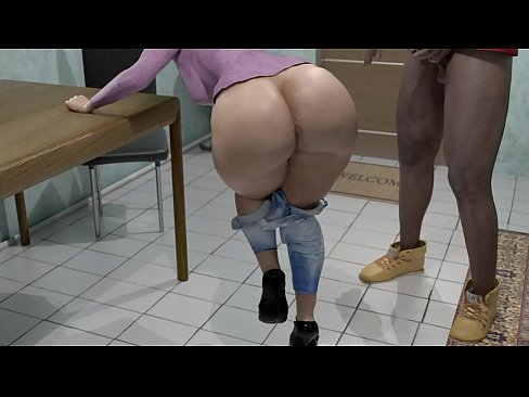 Thick latina mom get her ass SMASHED by son's friend