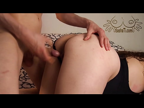 Big Ass Step-Sister Fuck in Doggystyle and Ride on My Dick!