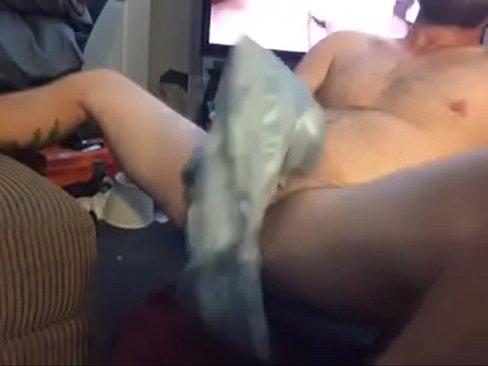 Luberky has a hot dick