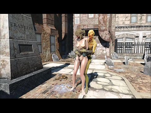 fallout 4 oh my ghoul !