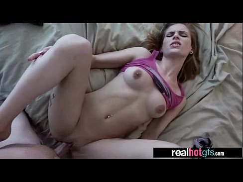 Real Amateur GF (sydney cole) In Amazing Sex In Front Of Camera clip-29
