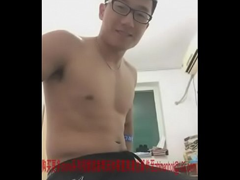hot chinese man solo