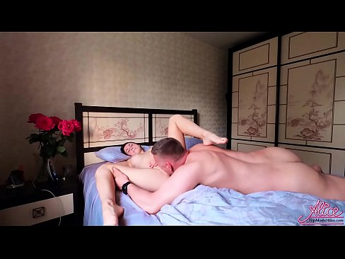 Neighbor Pussy Licking and Fingering after Waking Up