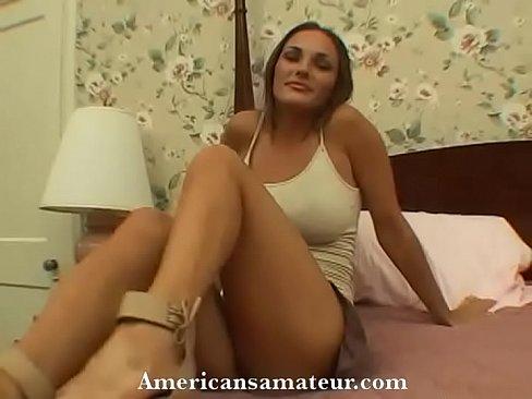 amateur vs porn star videos