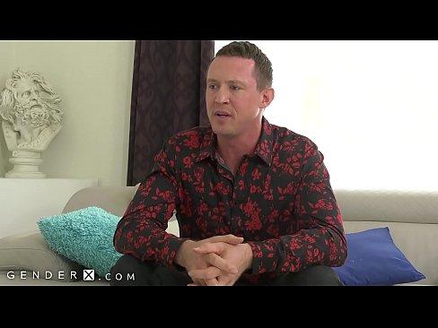 GenderX - Eva Maxim Interviews For Babysitter/Fuck Toy Job