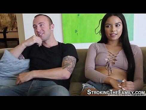 Stepsis rides and sucks
