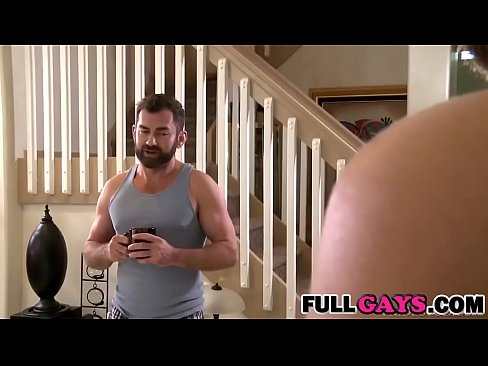 coffee and oral sex  Fullgays.com