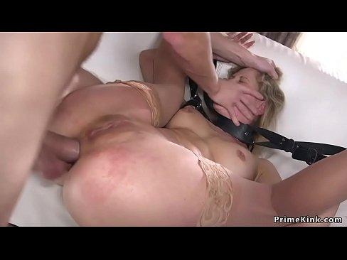 Big Ass Blonde Milf Anal