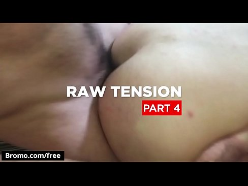 Ashton McKay takes two dicks in his ass in Raw Tension Part 4 Scene 1 - Trailer preview - Bromo