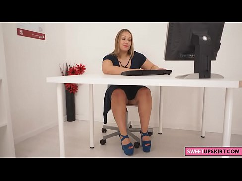 Office Upskirt Pics