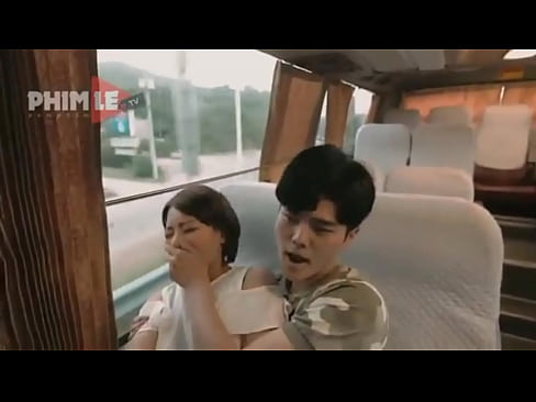 Korean-sex in bus