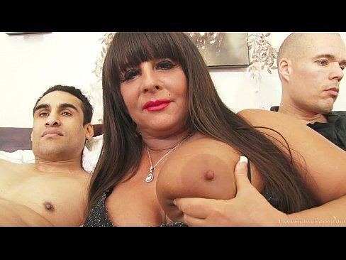 Huge Tits Threesome Pov