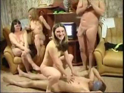 Whole Family Orgy