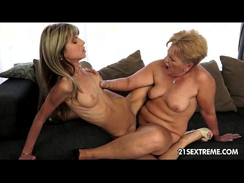Old Young Lesbian Interracial