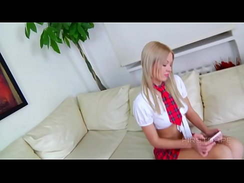 School Girl Slut Logan is an Extremely horny ANAL QUEEN - Must Watch!
