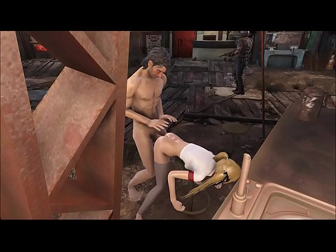 Fallout 4 Marie Rose Sex Adventure