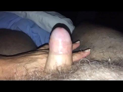 Wifey Wanking My Soft Cock To Cumshot Xvideos Com