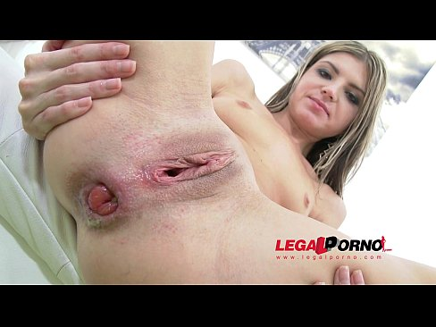 Gina Gerson Double Anal