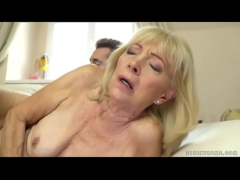 Old Lady Fuck