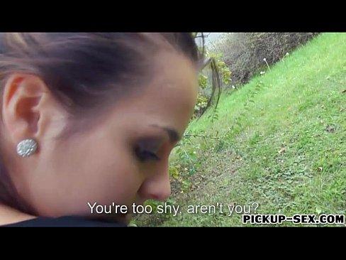 Ashley Woods smashed by pervert stranger