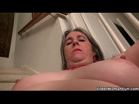 And with ass punishing a mature her alone dildo chubby opinion, the