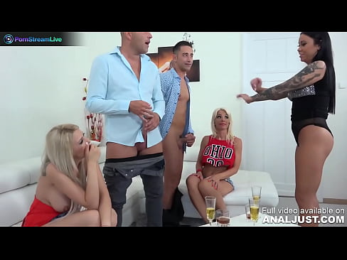 Only3x (Just Anal) brings you - Blanche Summer, Nilla Black, Tiffany Rousso by Anal Just in Blanche Summer, Nilla and Tiffany Rousso group sex madness