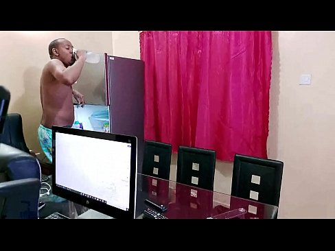 Indian Stepbrother Naked Cooking For Sexy Tinder Date (2)