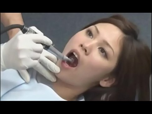 Invisible Sex Japan - Japanese EP-01 Invisible Man in the Dental Clinic, Patient ...