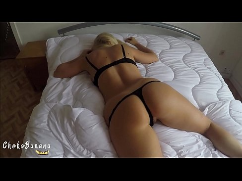 StepSister gets fucked from behind with Huge Creampie! POV