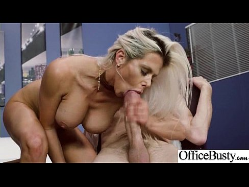 (Rachel RoXXX) Round Huge Tits Office Girl Enjoy Hard Intercorse clip-28