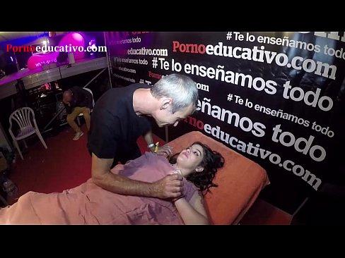 Masaje er&oacute_tico de nuestro sex coah a Ana Marco - Download mp4 XXX porn videos
