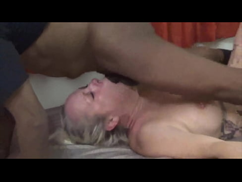 amateur soccer mom gets gagged and fucked by big black cock 2hot