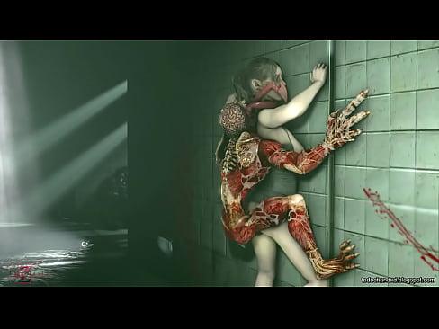 [dezmall] Dangerous tunnel ~Claire Redfield~ [720p]