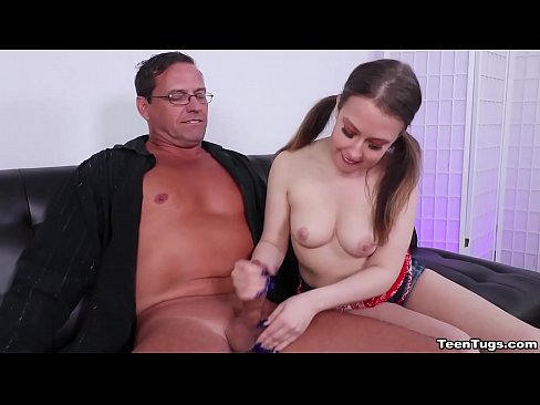 Would you let your STEP DAUGHTER Jerk you?