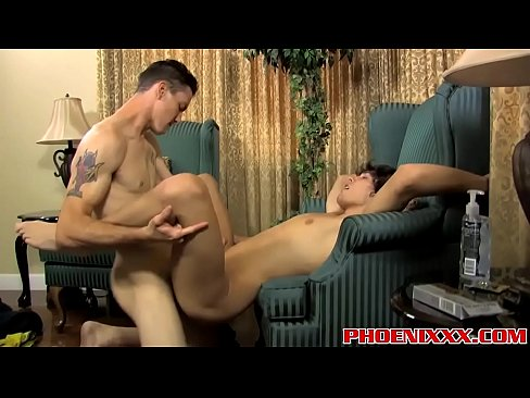 Danny Brooks and Jacob Marteny enjoying intense anal fucking
