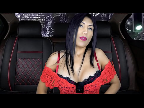 Big-tits  Hot LATINA LadyExoticASMR seduces EX in Fake Taxi