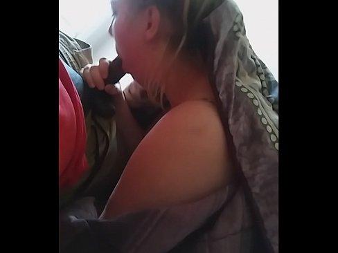 Amateur Wife Gives Friend Head