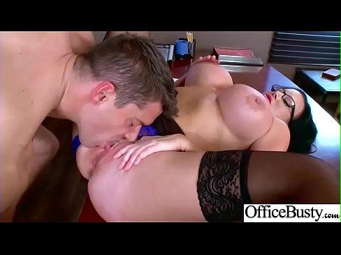 Big boobs and hard nipples