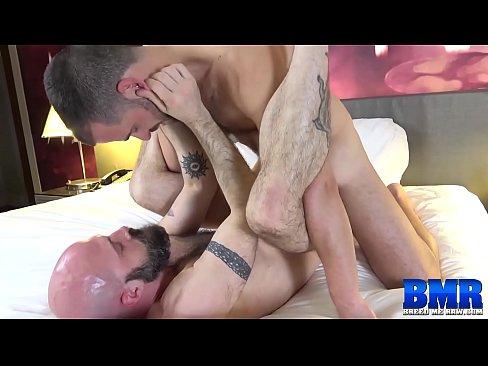 BREEDMERAW Eric Hassan Eats Ass Before Barebacking The Bottom