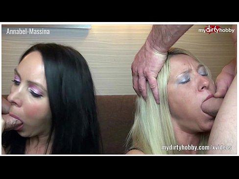 German cumshot compilation