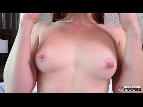 Real Teens - PAWG Redhead Jane Rogers Dicked Down During Porn Casting